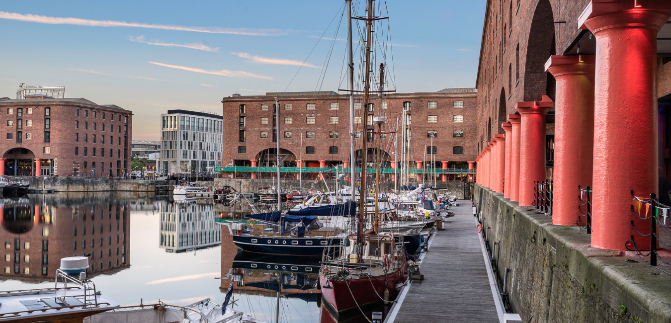 Liverpool's Thriving Tech community